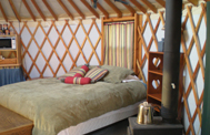 Caribou Yurt